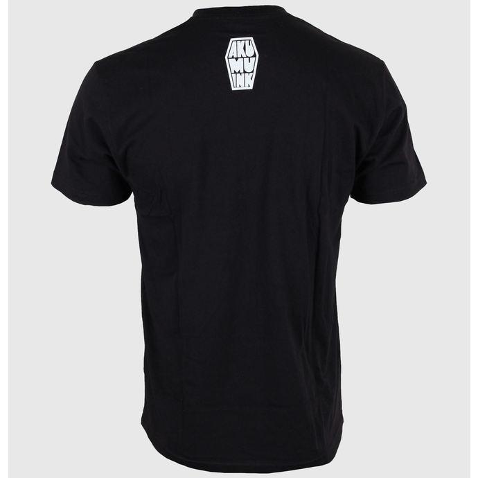 tričko pánské Akumu Ink - Black Tee