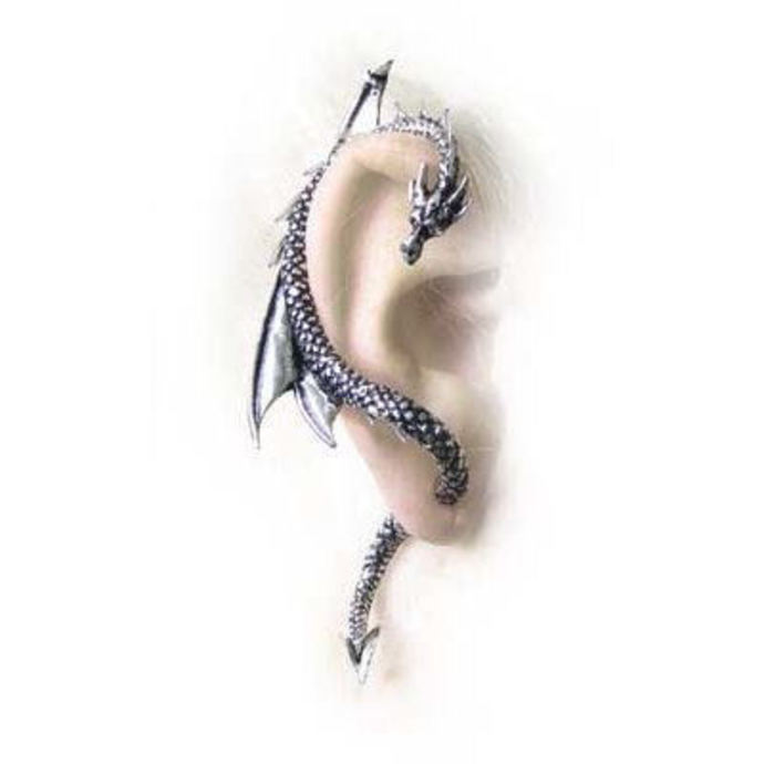 náušnice The Dragon's Lure (pravé ucho)  ALCHEMY GOTHIC