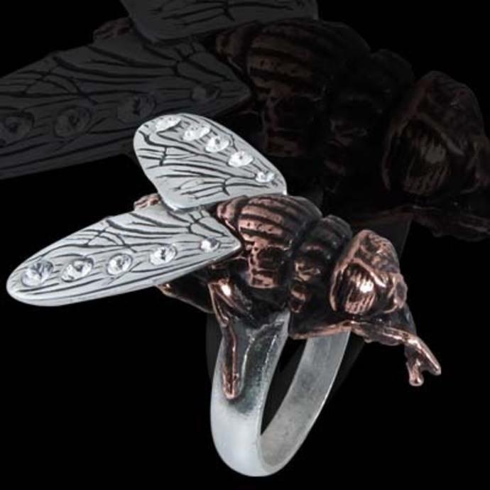 prsten Lord Of The Flies - Alchemy Gothic