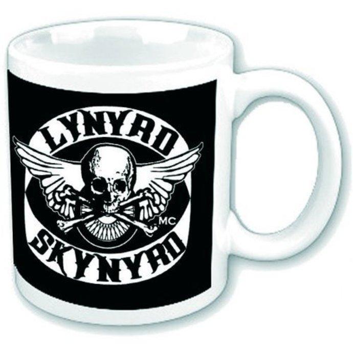 hrnek Lynyrd Skynyrd - Logo - HMB