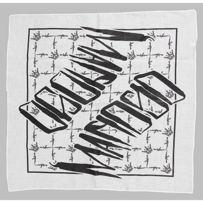 šátek MAFIOSO - Tag - White
