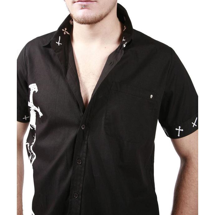 košile pánská DEAD THREADS (GS9327)