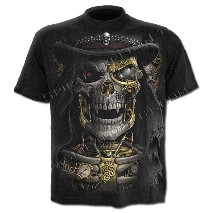 tričko pánské SPIRAL - Steam Punk Reaper