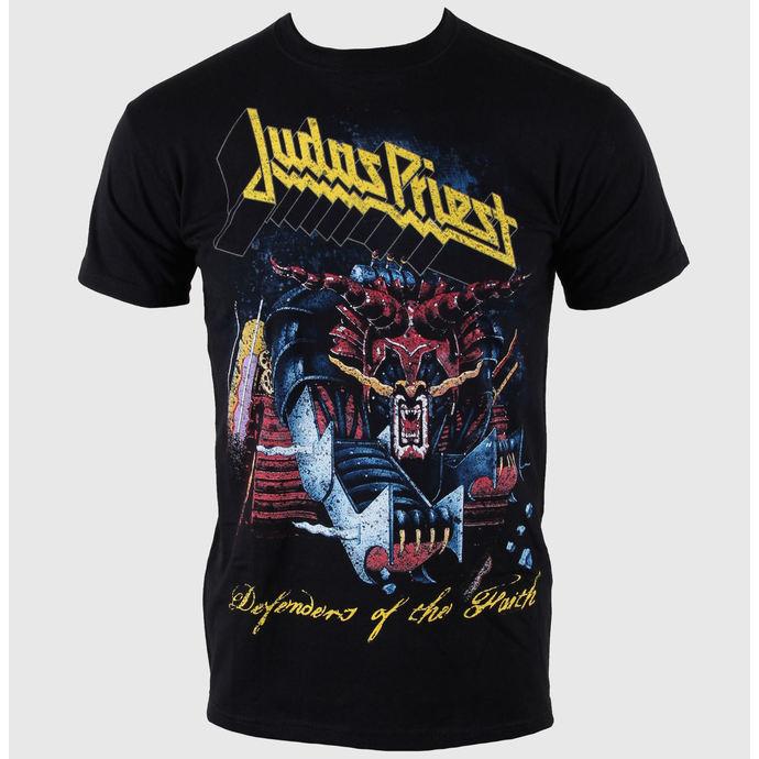 tričko pánské Judas Priest - Defender Of Faith - ROCK OFF