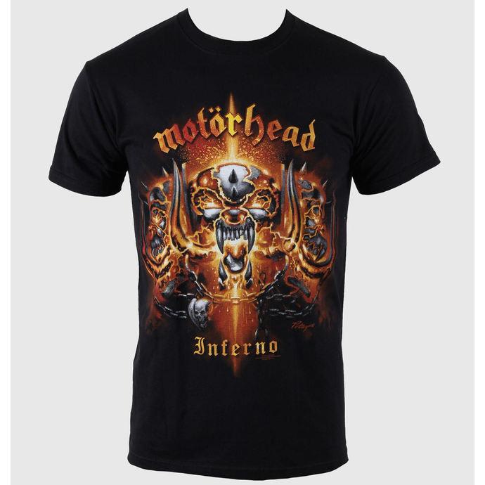 tričko pánské Motörhead - Inferno - MHEADTEE11MB