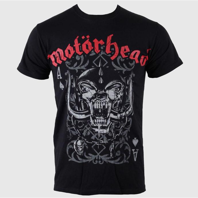 tričko pánské Motörhead - Playing Card - ROCK OFF