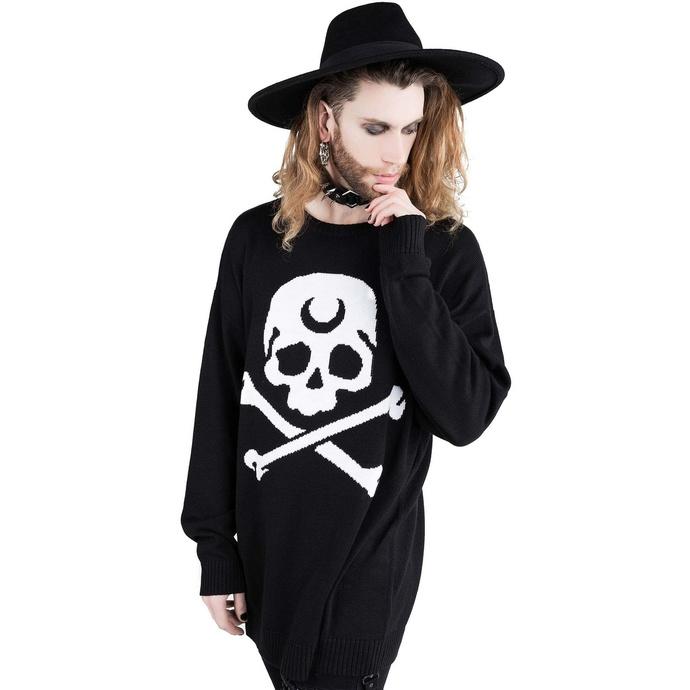 svetr unisex KILLSTAR - 2 The Bone