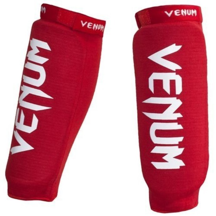 chránič holenní VENUM - Kontact - Red