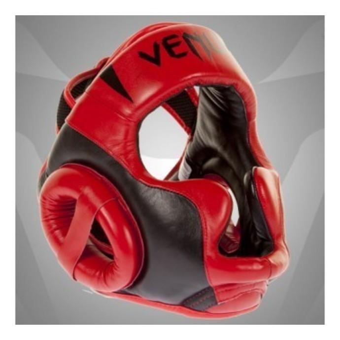 přilba VENUM - Absolute 2.0 Headgear - Red Devil