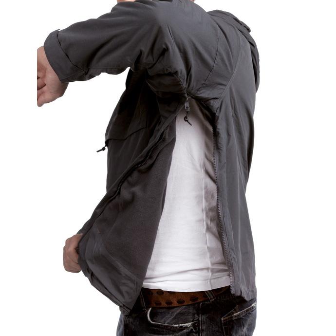 bunda pánská BRANDIT - Windbreaker Black