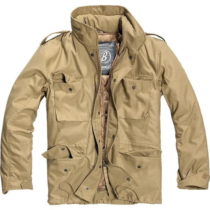 bunda pánská zimní BRANDIT - M65 Standard Camel