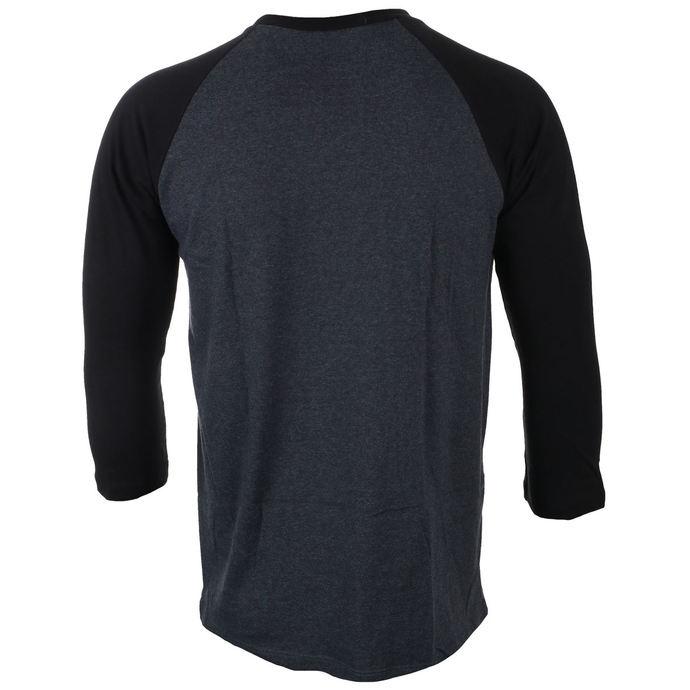 tričko pánské s 3/4 rukávem METAL MULISHA - FIRST RAGLAN L/S