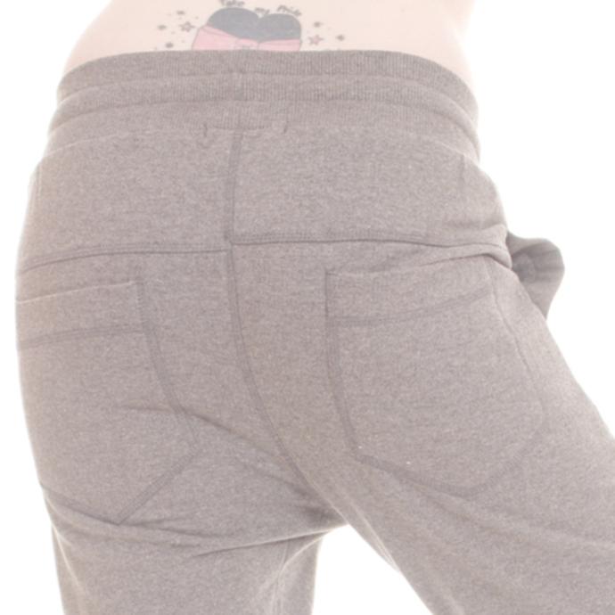 kalhoty unisex (tepláky) 3RDAND56th - Carrot Fit Jogger - Gr. Melange