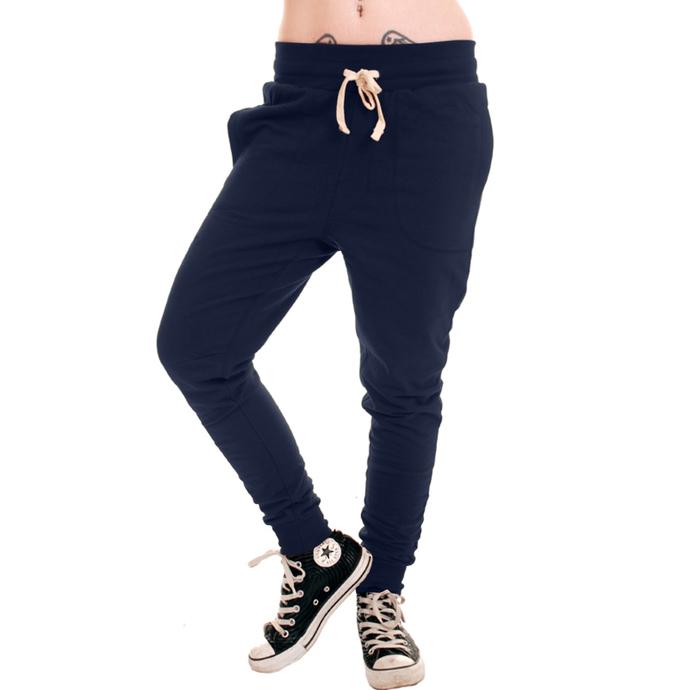 kalhoty unisex (tepláky) 3RDAND56th - Carrot Fit Jogger - Navy