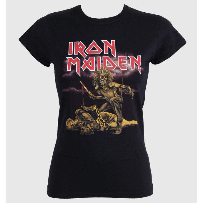 tričko dámské Iron Maiden - Slasher - ROCK OFF