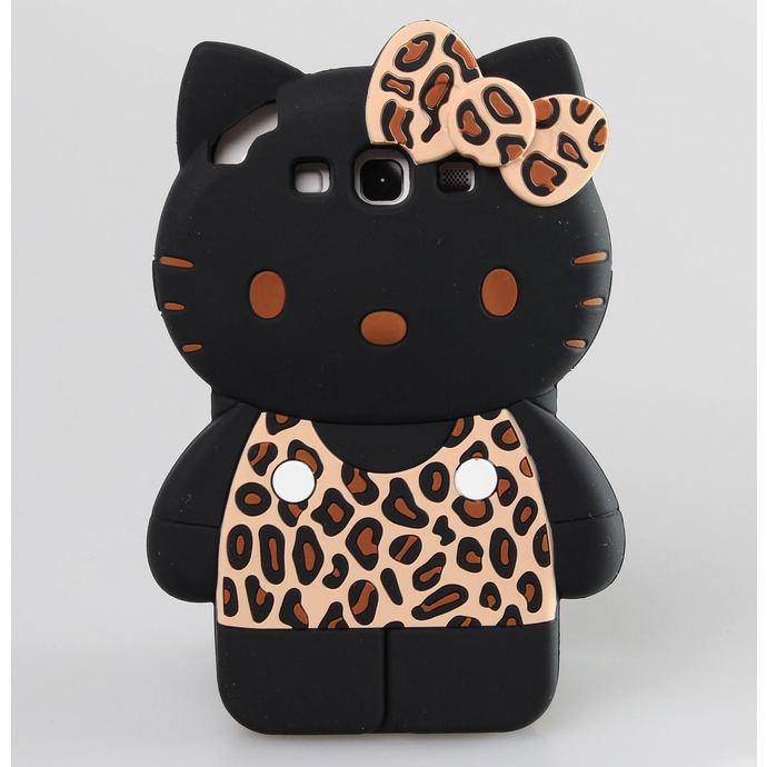 obal na mobil Hello Kitty - Samsung Galaxy 3