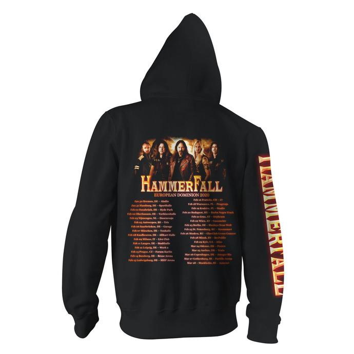 mikina pánská Hammerfall - Dominion World Tour - ART WORX