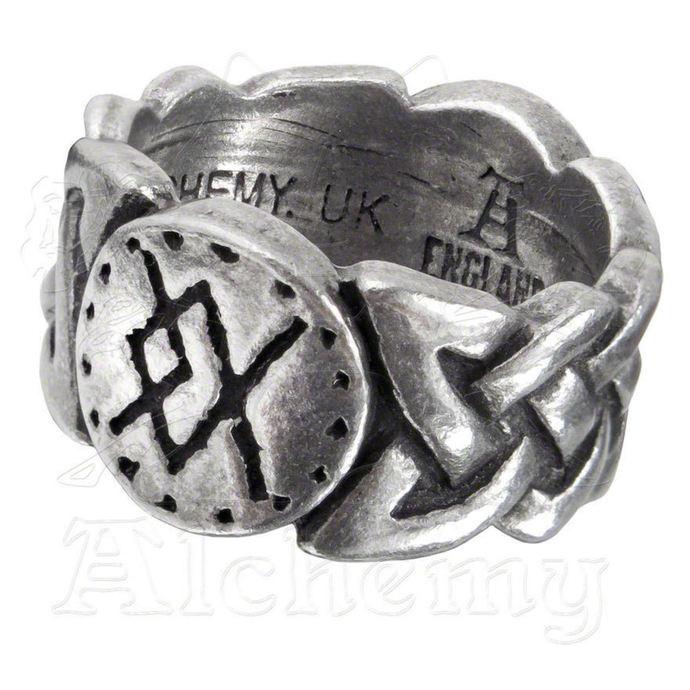 prsten ALCHEMY GOTHIC - Viking Virility