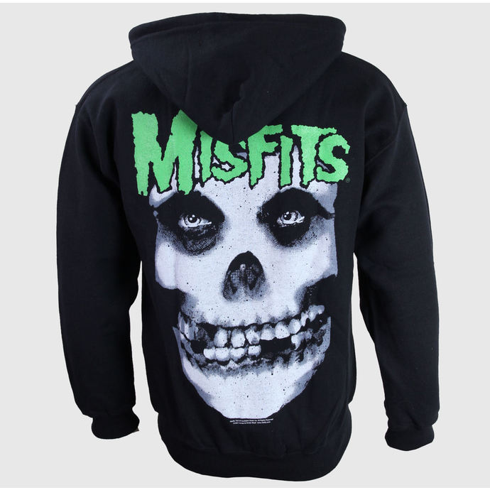 mikina pánská Misfits - Jarek Skull - RAZAMATAZ