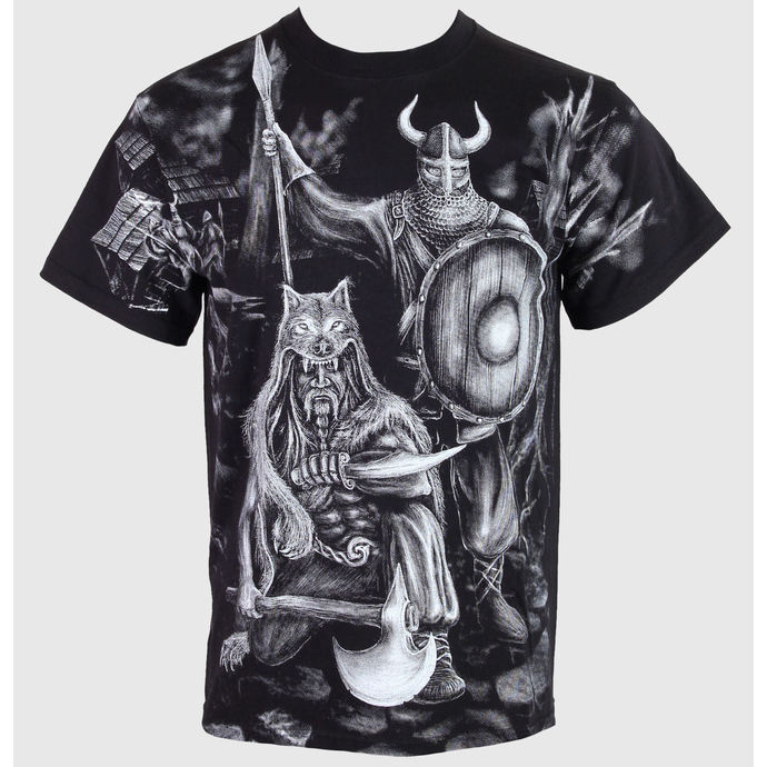 tričko pánské ALISTAR - Viking - Berserk