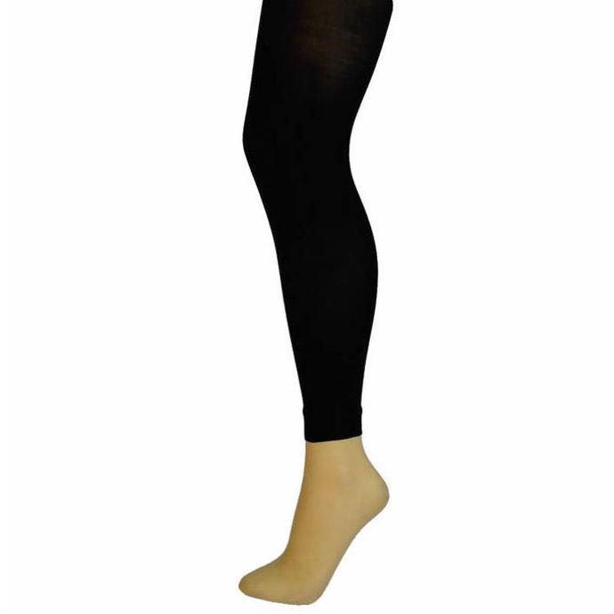 legíny (punčocháče) PAMELA MANN - 50 Denier Footless - Black