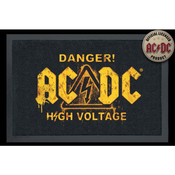 rohožka AC/DC - Danger - ROCKBITES