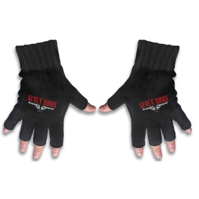 rukavice bezprsté Guns N' Roses - Logo&Pistols - RAZAMATAZ