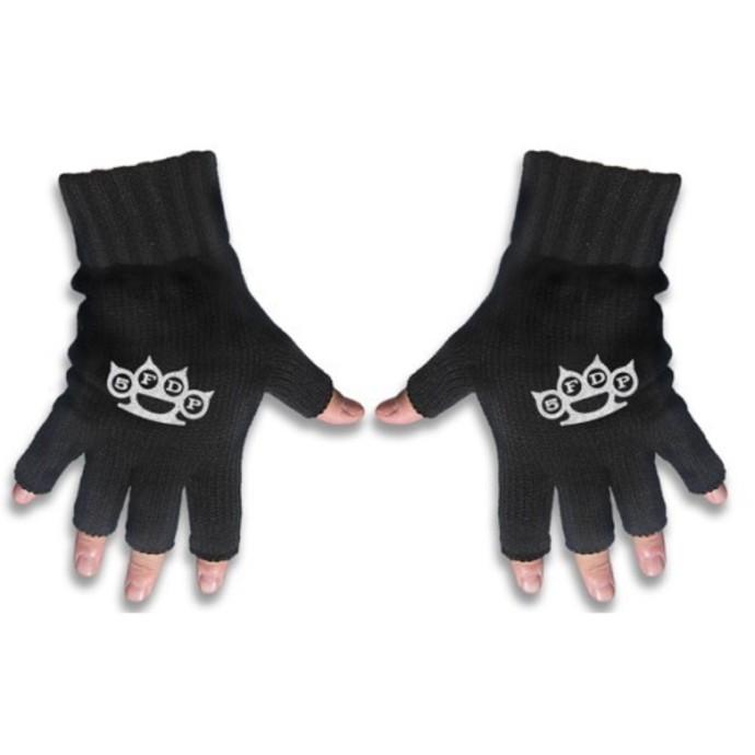 rukavice bezprsté Five Finger Death Punch - 5FDP - RAZAMATAZ