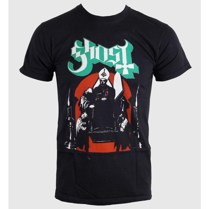 tričko pánské Ghost - Procession - Blk - ROCK OFF