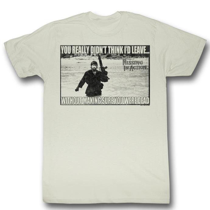 tričko pánské Nezvěstní v boji (Chuck Norris) - Necks - AC