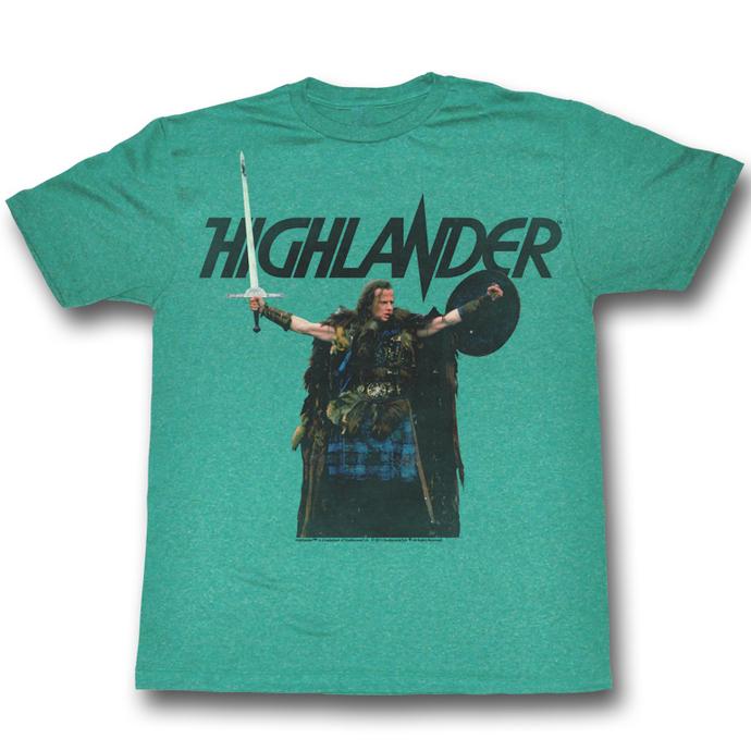 tričko pánské Highlander - Come At Me - AC