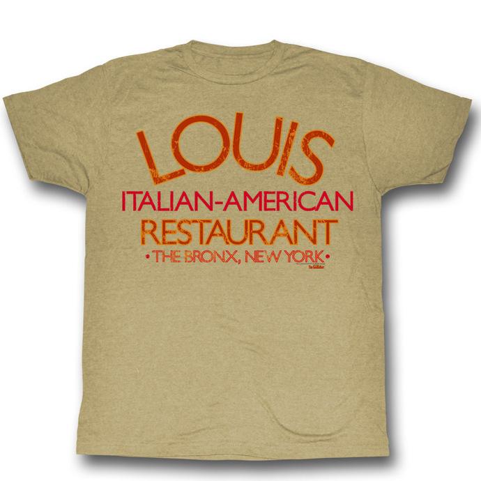 tričko pánské Kmotr - Louis Restaurant - AC