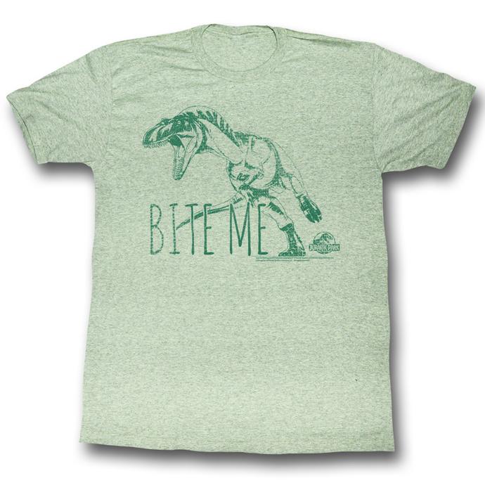 tričko pánské Jurský park - Bite