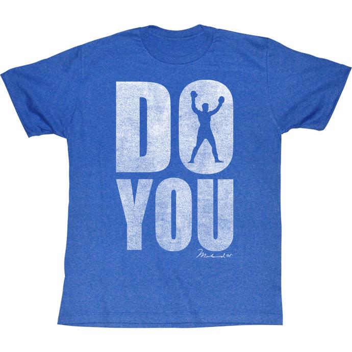 tričko pánské Muhammad Ali - Do You - AC