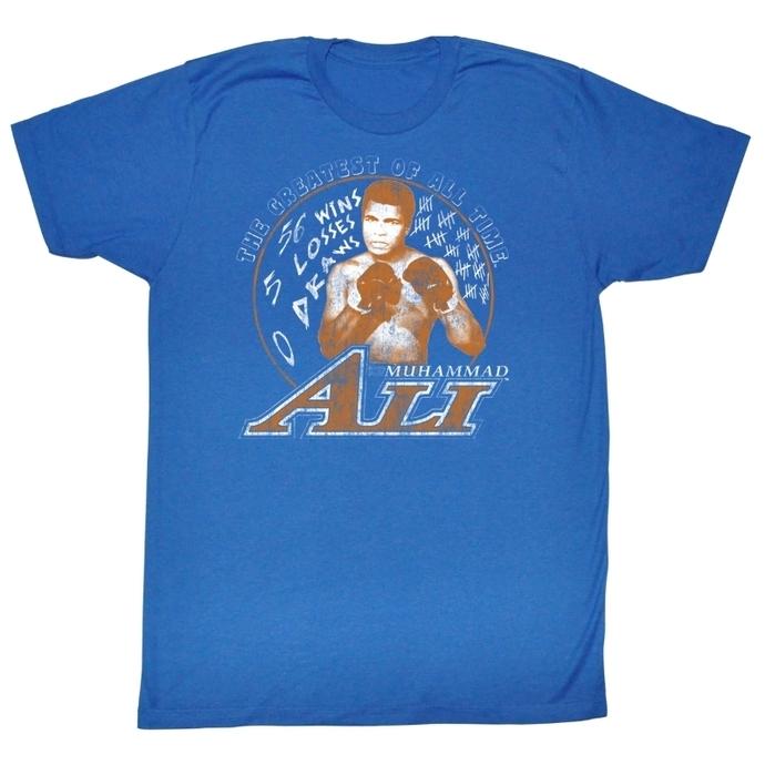tričko pánské Muhammad Ali - Rippin It Up - AC