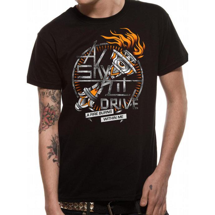 tričko pánské A Skylit Drive - A Fire Burns Within Me - LIVE NATION