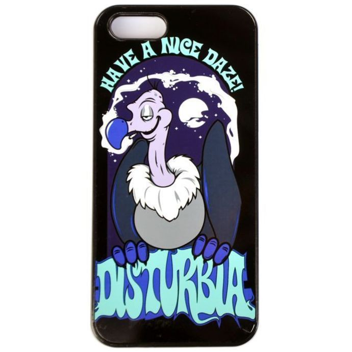 kryt na mobil DISTURBIA - iPHONE4 - Nice Daze