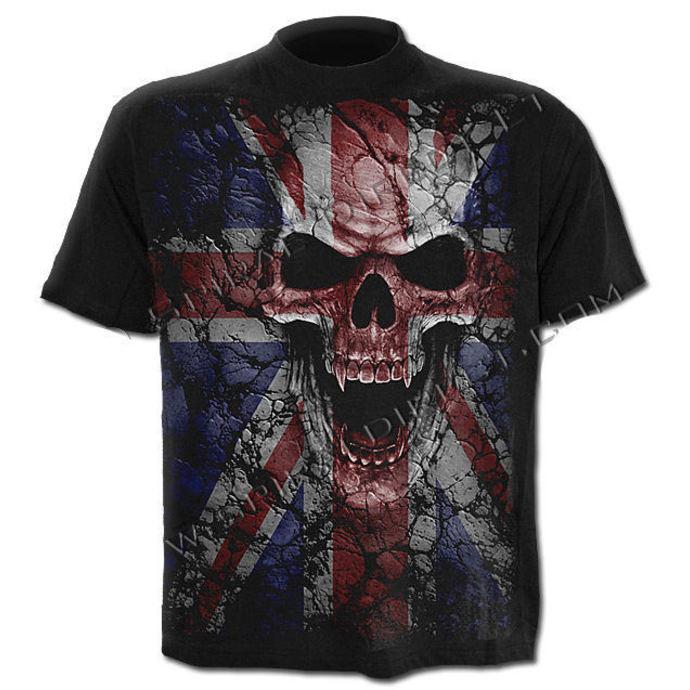 tričko pánské SPIRAL - Union Wrath