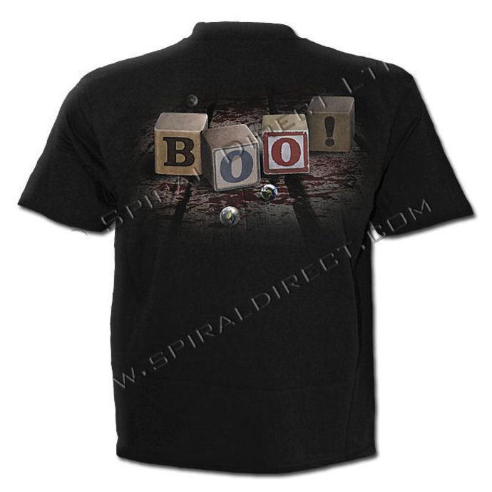 tričko pánské SPIRAL - Jack In The Box