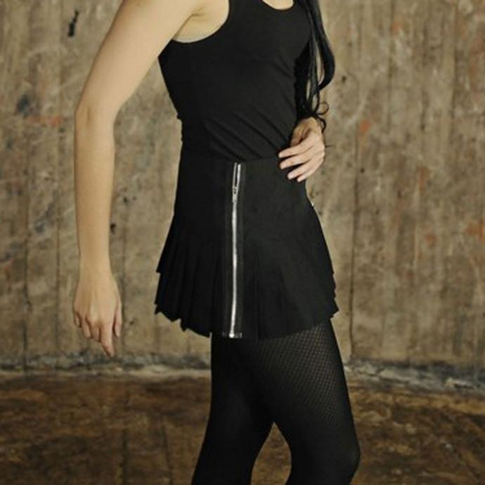 sukně dámská VIXXSIN - Star - Black