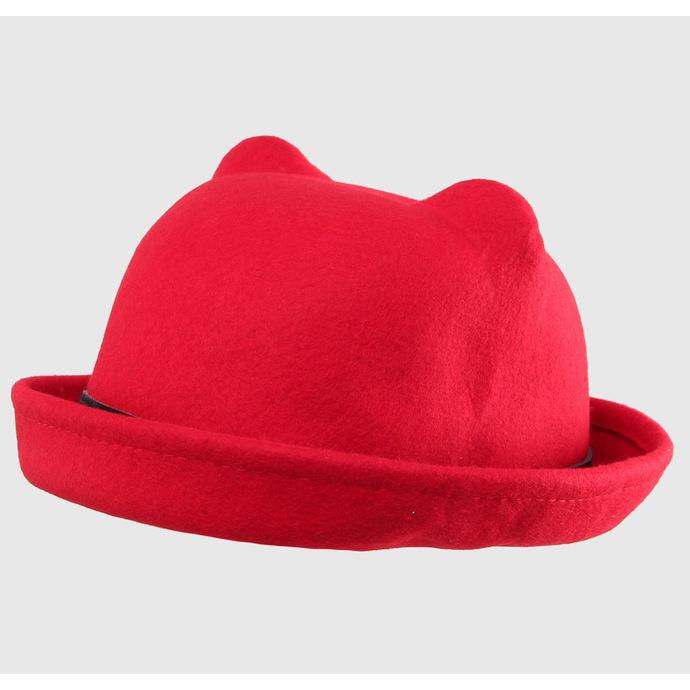 klobouk POIZEN INDUSTRIES - Kitty Bowler - Red