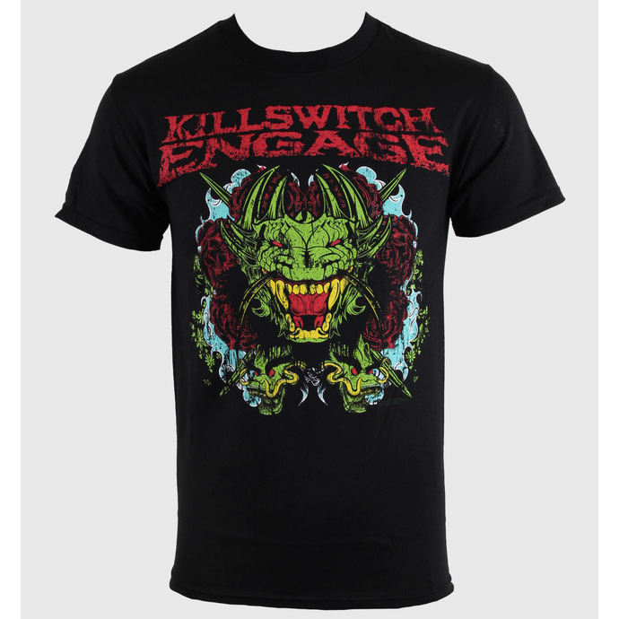 tričko pánské Killswitch Engage - Dragon - Black - BRAVADO