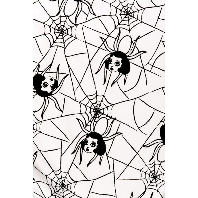 šaty dámské HELL BUNNY - Mary Jane - WHT