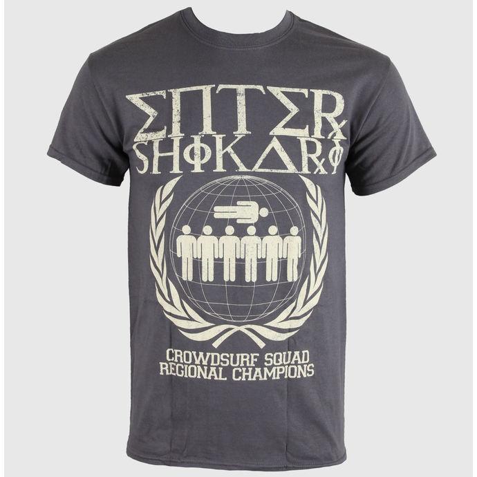 tričko pánské Enter Shikari - Crowd Surfing - LIVE NATION