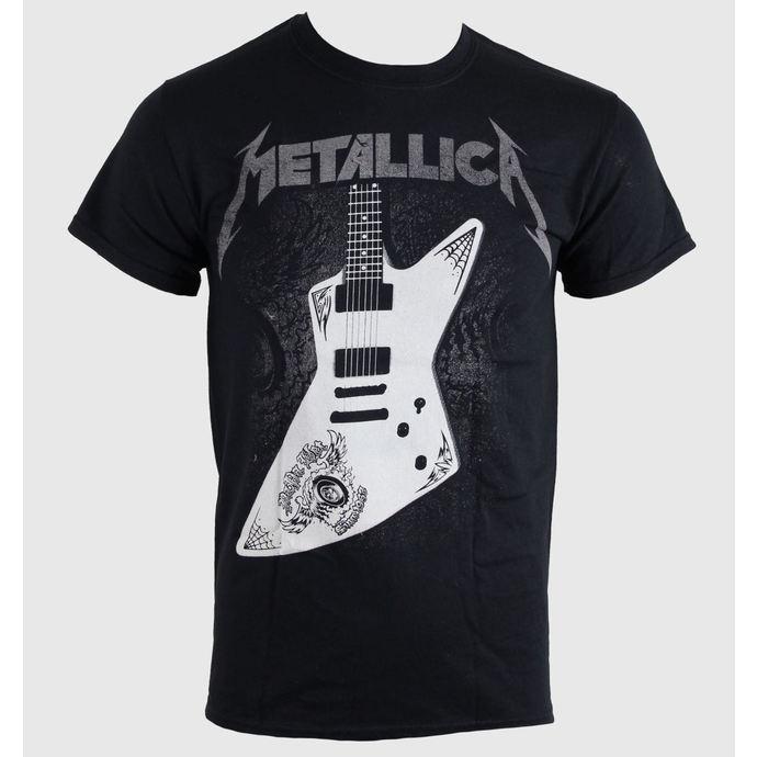 tričko pánské Metallica - Papa Het Guitar