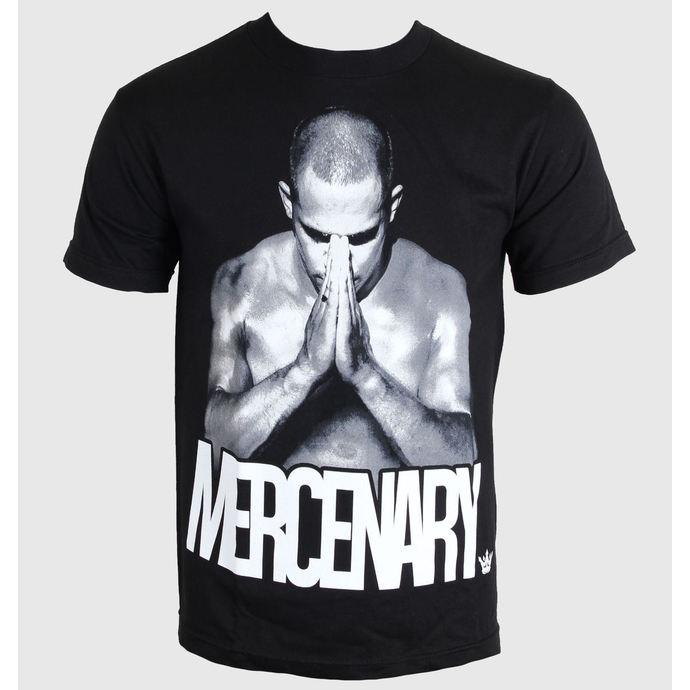 tričko pánské MAFIOSO - Mercenary - Black