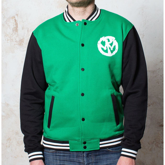 bundomikina pánská Pennywise - Logo - Green/Black/White - BUCKANEER