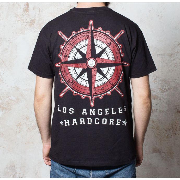 tričko pánské Terror - Compass - Black - BUCKANEER