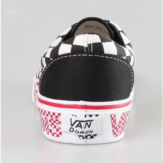 boty Vans - Era - (Van Doren) - BLACK-CHECKER