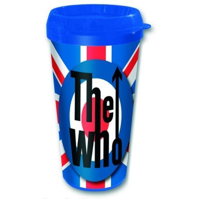 hrnek termo The Who - Target - ROCK OFF